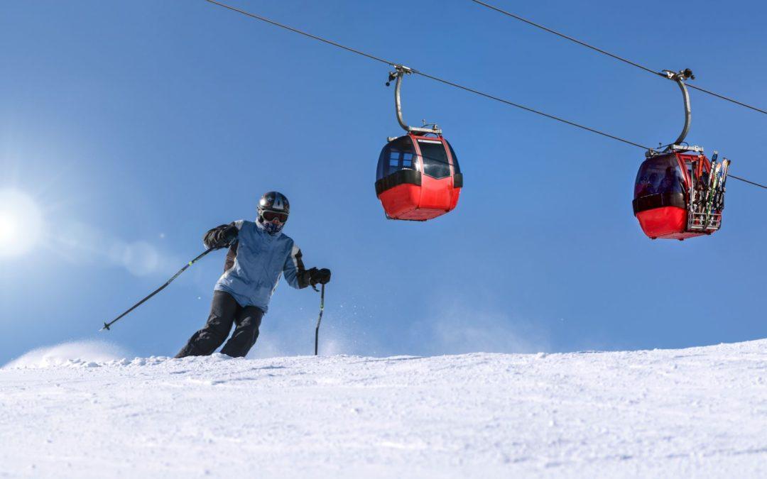 Przygotowania dosezonu narciarskiego